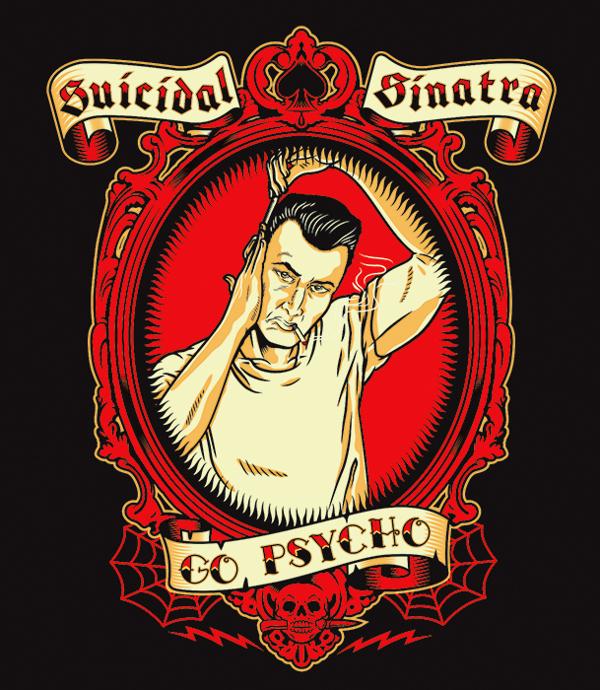 Kunci Gitar Suicidal Sinatra