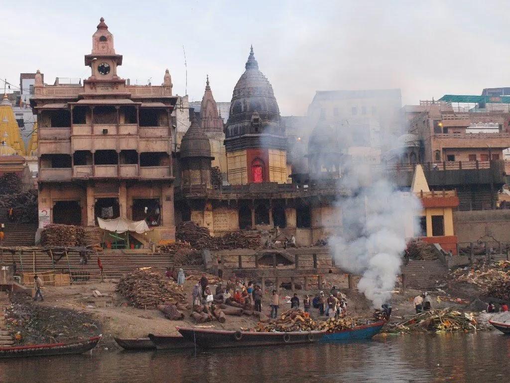 Himalayas Ganges River