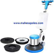 mesin polisher rotano baru