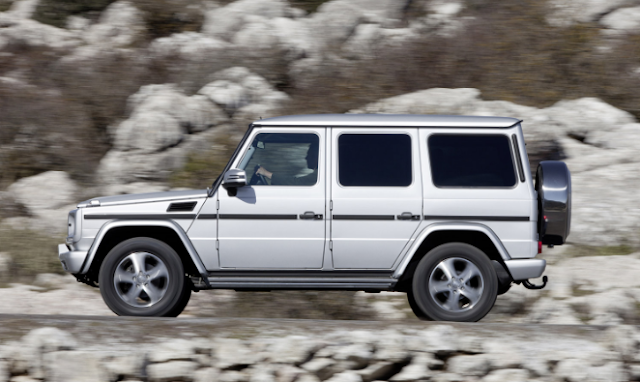 2016 Mercedes-AMG G65 Review