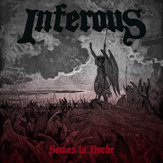 """Stoner metal INFEROUS """"Somos la Noche"""""""