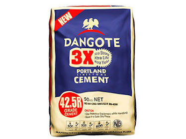 Dangote Cement Price Didn't Exceed N2,510 In Nigerian Factories-Management of Dangote Cement Plc