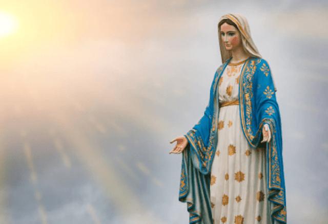 Doa Salam Maria 3 Bahasa