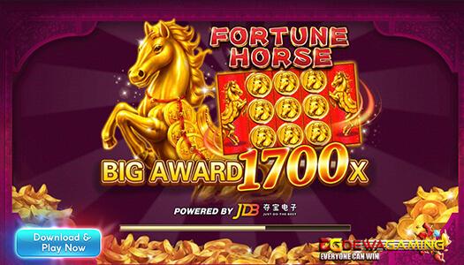 Situs Fafaslot Fortune Horse JDB1688