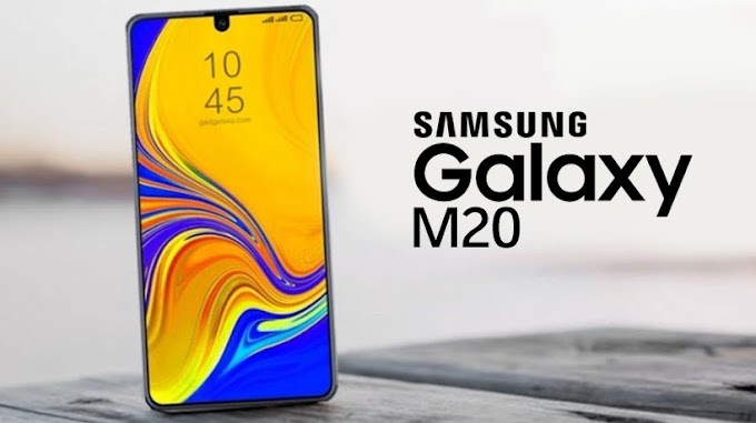 Samsung Galaxy M20 Full Specifications, Price and Features