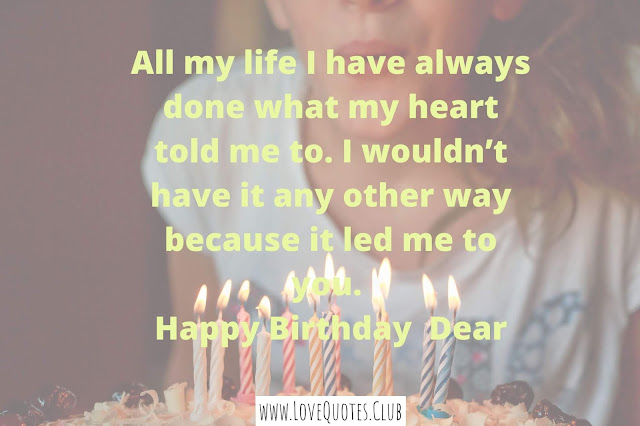love quotes for boyfriend birthday