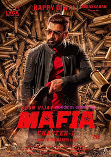Mafia: Chapter 1 2020 Full Tamil Movie Download 720p   Tamilrockers Leaked  
