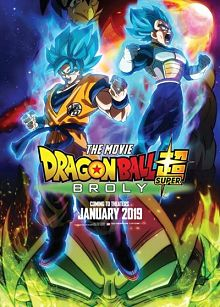 Sinopsis pemain genre Film Dragon Ball Super Broly (2018)