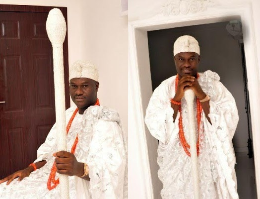 "Ooni Of Ife: ""In The Palace I Was Never Single"""