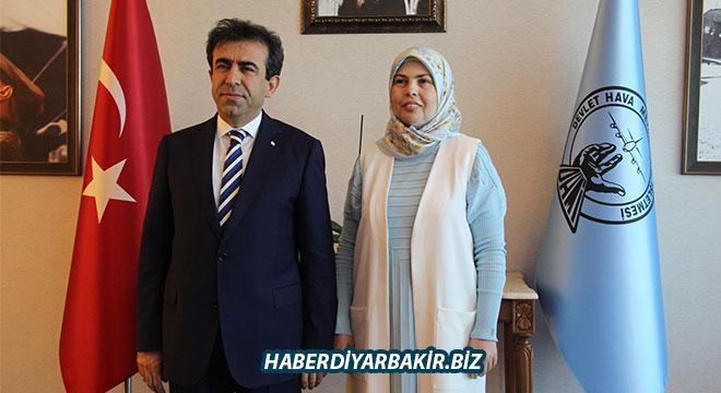 Vali Hasan Basri Güzeloğlu, Diyarbakır'daki görevine başladı