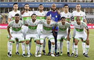 مشاهدة مباراة الجزائر وكينيا