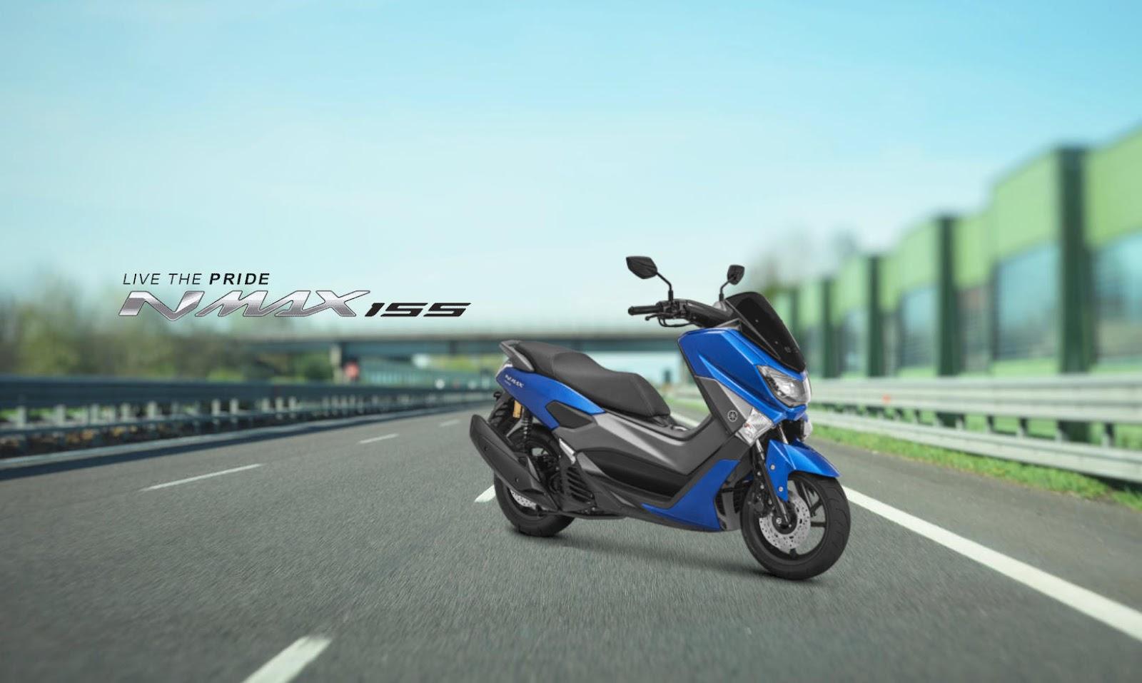 Fakta Menarik Tentang Yamaha NMAX Motor Matik Terbaik Dikelasnya