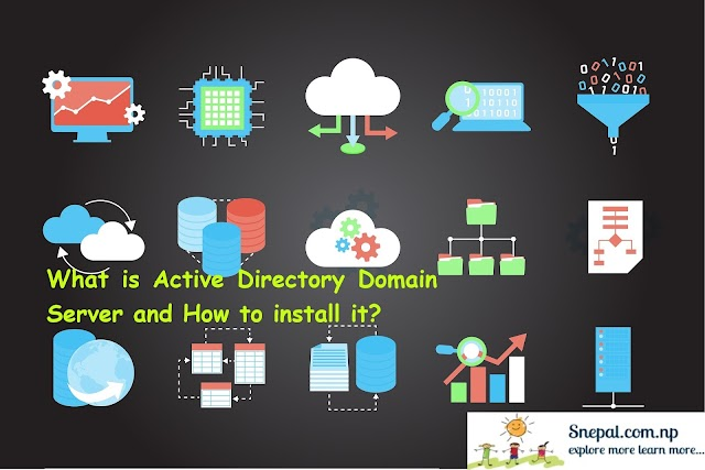 What is Active Directory Domain Server and How to install it?