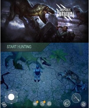 Game Jurassic Survival Apk Mod Unlimited v1.1.5 Terbaru