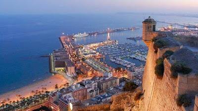 Turismo vacaciones Alicante
