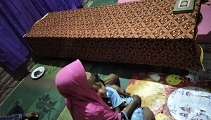 TKI Asal Woja Berkerja di Malaysia Meninggal, Jenazah Sudah Tiba di Rumah