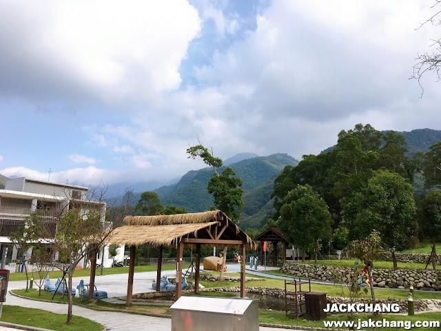 Luofu Hot Spring,Atayal Story Park