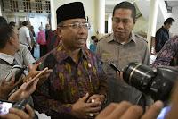 Kepala Daerah Dilapor ke KPK, Wagub Amin Ingatkan Tidak Usah Panik