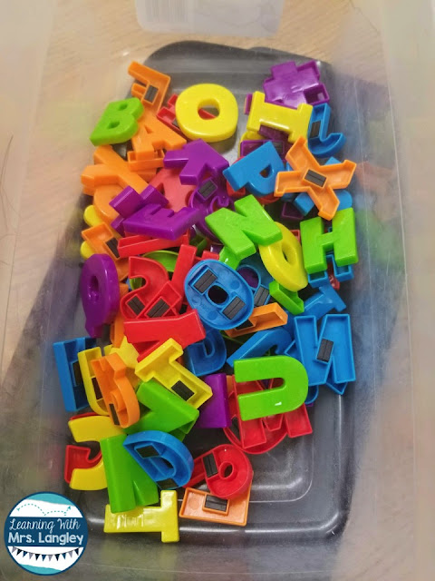 Word work in kindergarten, first grade, or even 2nd can be easy with these Daily 5 activities. Students use a variety of materials to work with words. Whether you are using this for centers, a hands on option for stations, or just some easy games to play with words during the day these ideas are a big hit! Organization is simple, there are NO COPIES to make, and your students will become better readers in no time. #kindergartenclassroom #wordwork #centers
