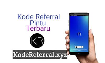Kode Referral Pintu, dapat kalian gunakan untuk mengklaim bonus sampai dengan 1 juta rupiah ketika mendaftar menggunakan kode referral, berikut adalah kode referral pintu terbaru :