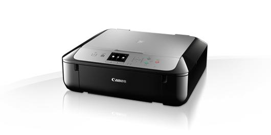 Canon MG5752 Télécharger Pilote Pour Mac et Windows