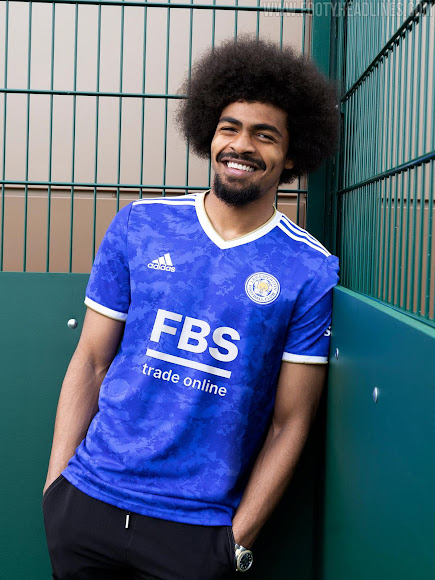 Jersey Home Leicester City 2021-2022
