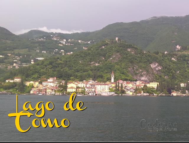 Lago de Como, visitar as belas vilas de Varenna e Bellagio