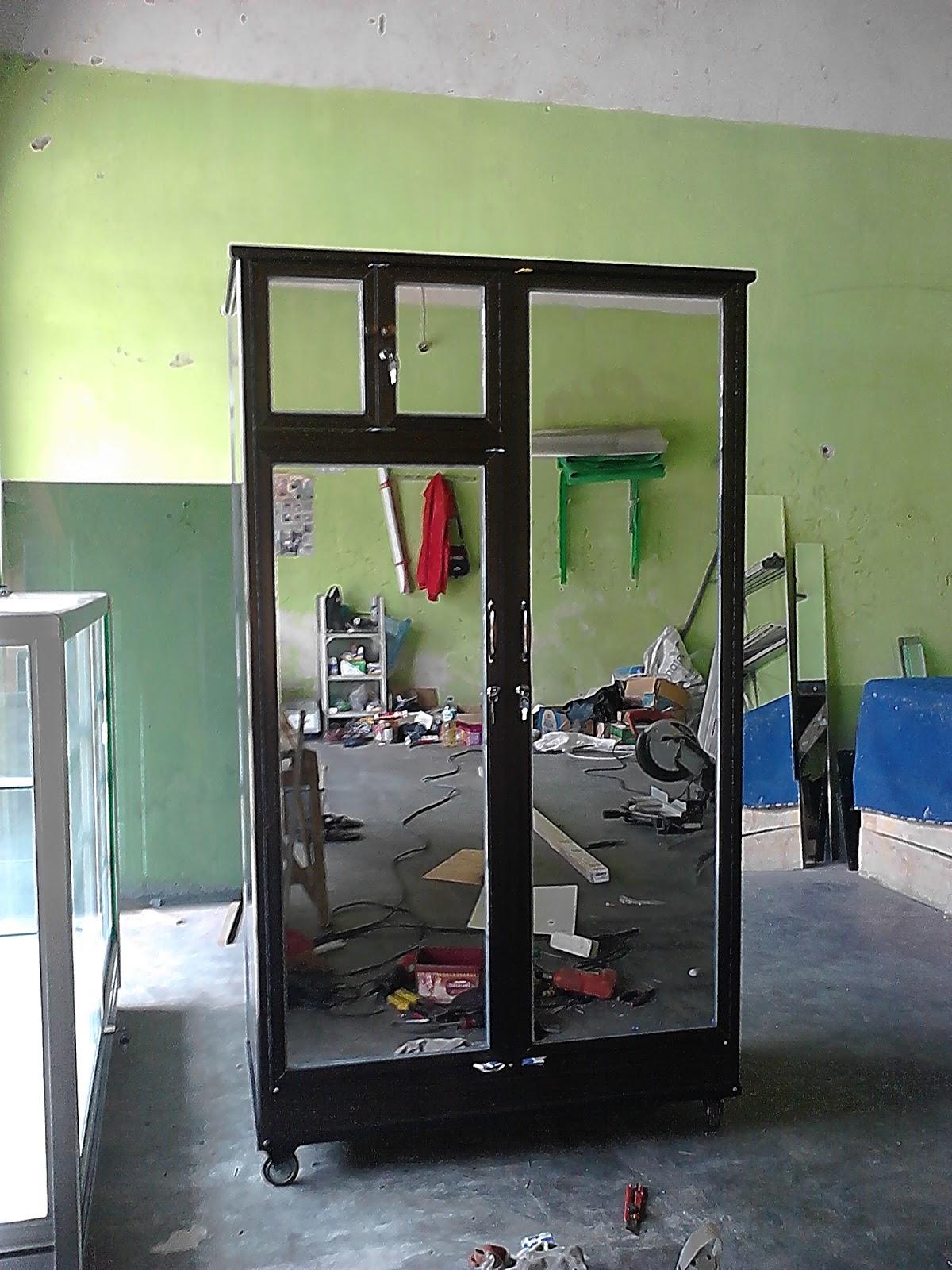 Harga Lemari Aluminium 085 695 759 401 Sekitar Kediri