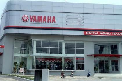 Lowongan Kerja Pekanbaru : Sentral Yamaha Juni 2017