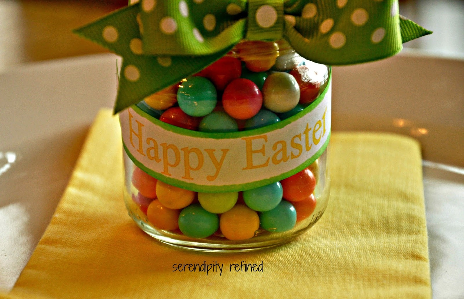 Serendipity Refined Blog: Upcycled Baby Food Jar Easter ...