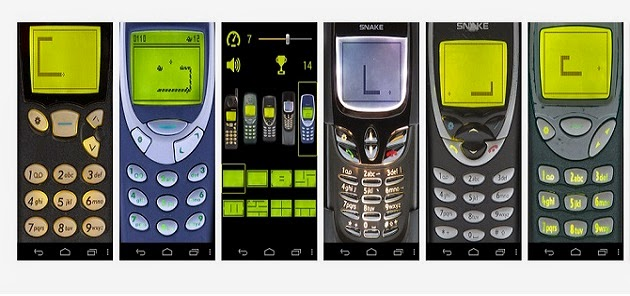 nokia snake for android