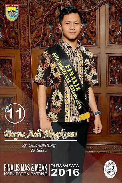 Bayu Adi Angkoso RS Qim Batan