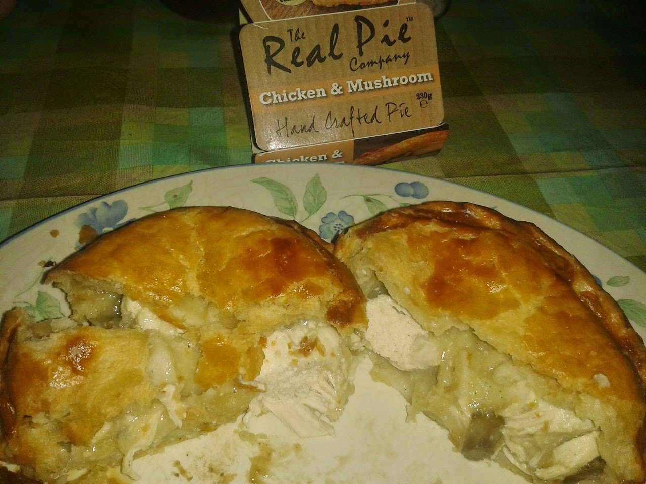 The Real Pie Company Chicken Pie Review