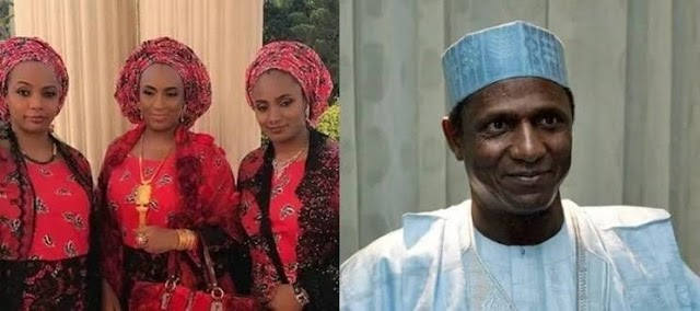 Meet The 3 Daughters Of Former President Yar'adua Who Are Married To Three Former Governors