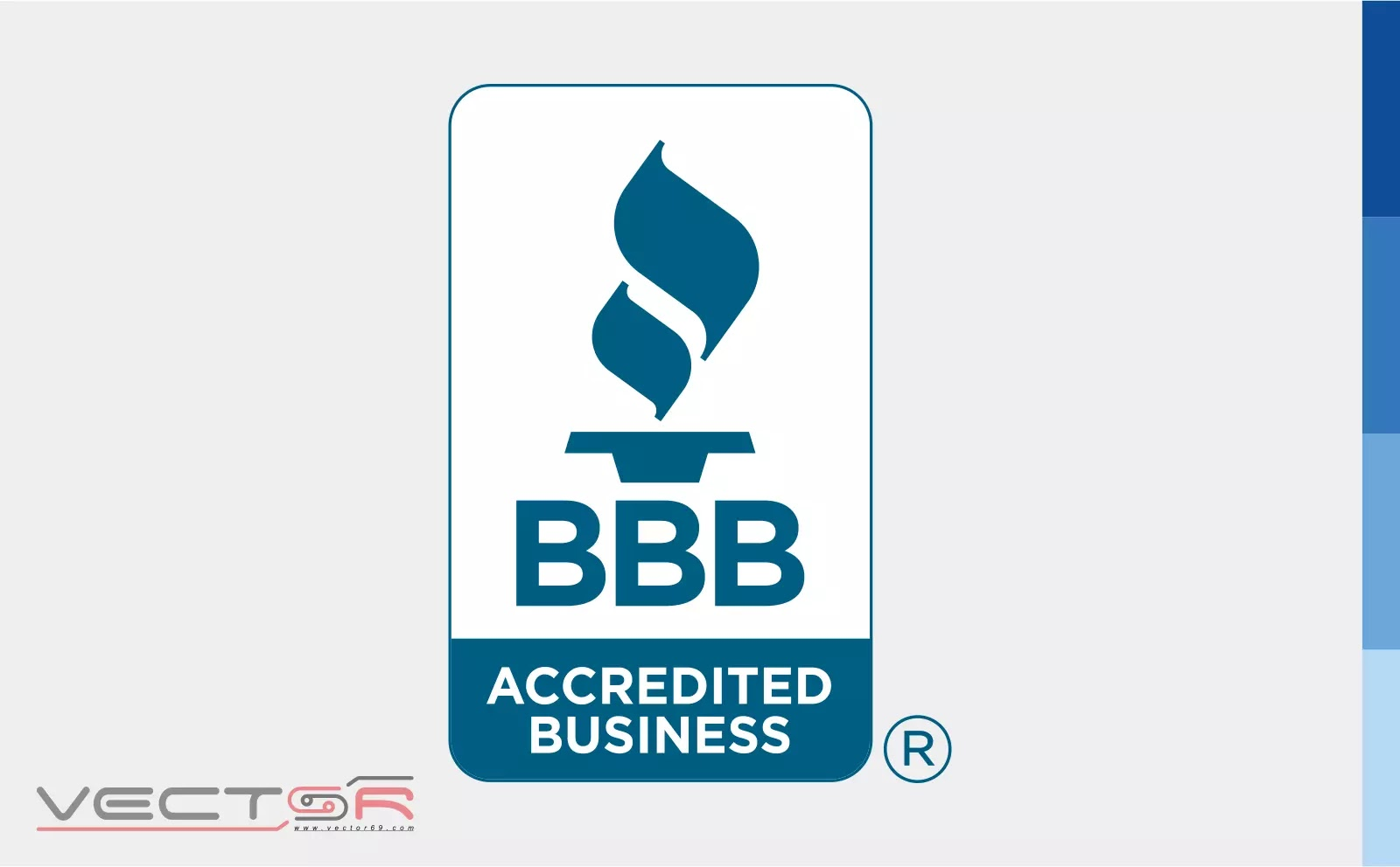 BBB Accredited Business Seal - Download Vector File Encapsulated PostScript (.EPS)