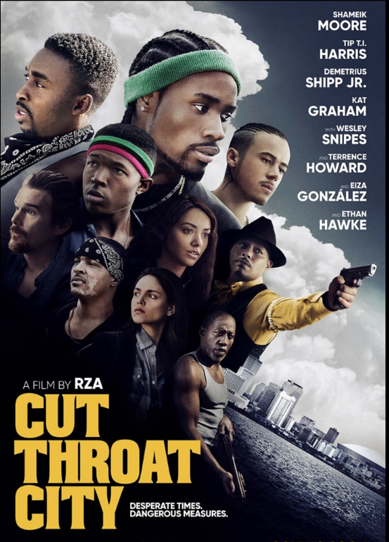 MOVIE: Cut Throat City (2020)