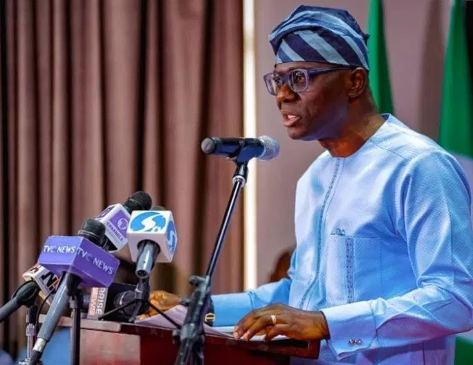 Sanwo-Olu sacks Sports Commission DG, appoints replacement 1