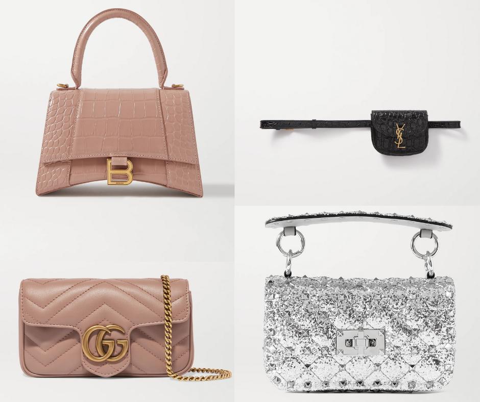 Najljepše mini torbe popularnih luksuznih brendova