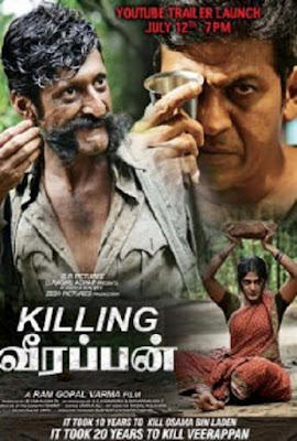 Killing Veerappan (2016) WEBRip Telugu Full Movie Watch Online Free