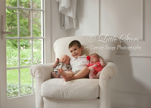 Kansas City Family Portraits - Kansas City Baby Photographer