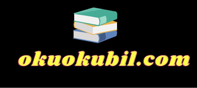 Cep Telefonlarında Okuokubil Sitesi Konu Sayfalarının Açılım Tanıtımı