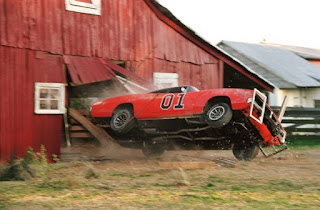 1969 Dodge Charger RT General Lee Car  Action 02