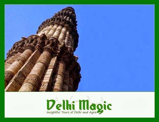 My tours of Delhi
