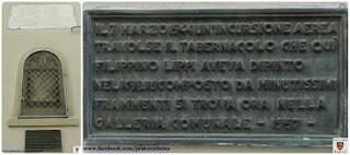 Immagine - Insegna - Commemorativa - Tabernacolo_Mercatale