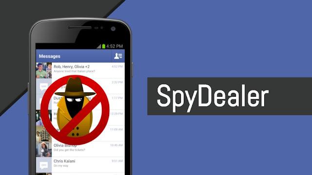 برنامج SpyDealer يتجسس عليك دون علمك يخترق جهازك بسهولة