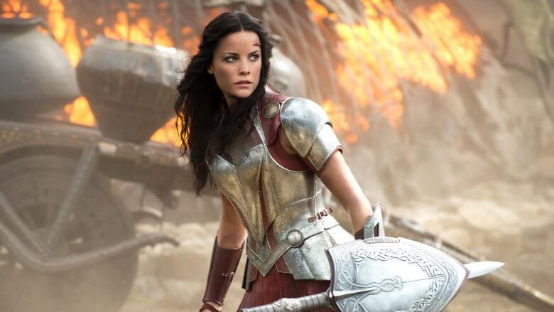 Lady Sif is gone, and no one seems to care