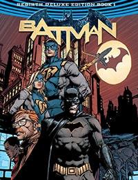 Batman: Rebirth Deluxe Edition