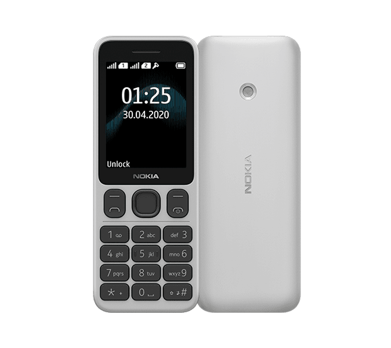 Nokia 125 in White