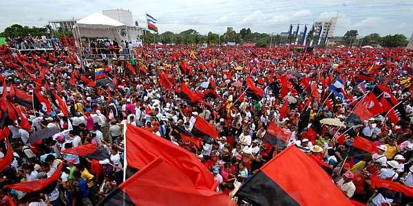 Revolução Sandinista na Nicaragua (1979)