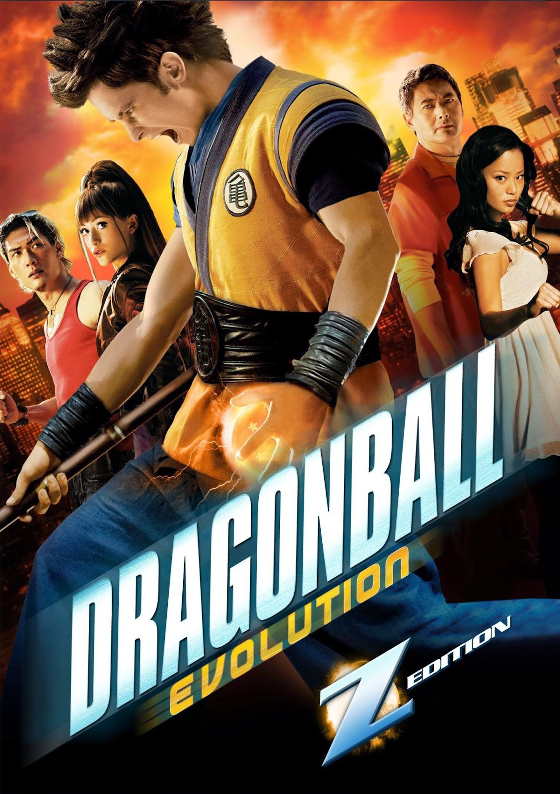 Download Dragonball Evolution (2009) BluRay 720p